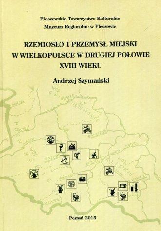 Rzemiosło i przemysł miejski w - okładka książki