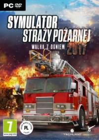 Symulator Straży Pożarnej 2017 - pudełko programu