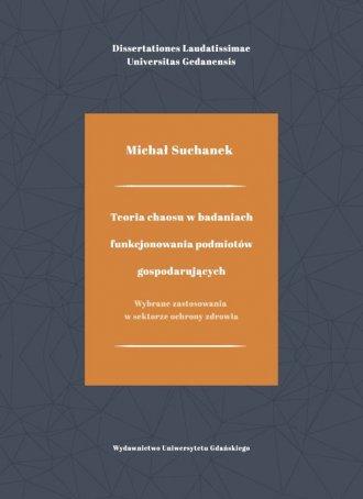Teoria chaosu w badaniach funkcjonowania - okładka książki