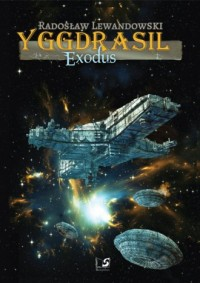 Yggdrasil Exodus - okładka książki