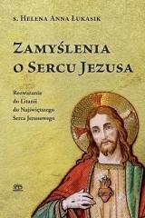 Zamyślenia o Sercu Jezusa - okładka książki
