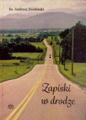 Zapiski w drodze - okładka książki