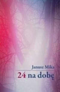 24 na dobę - okładka książki