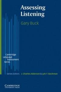 Assessing Listening - okładka podręcznika