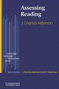 Assessing Reading - okładka podręcznika