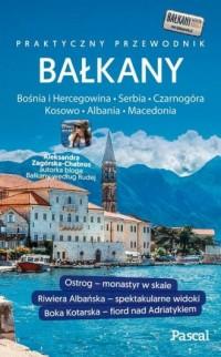 Bałkany Czarnogóra, Bośnia i Hercegowina, - okładka książki