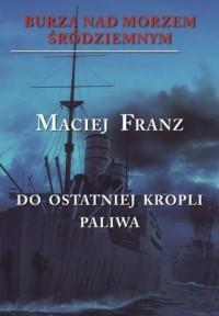 Burza nad Morzem Śródziemnym Tom - okładka książki