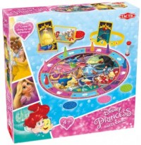 Disney Princess Party Game - Wydawnictwo - zdjęcie zabawki, gry