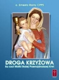 Droga Krzyżowa ku czci Matki Bożej - okładka książki
