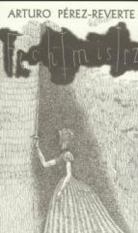 Fechtmistrz - okładka książki