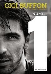 Gigi Buffon. Numer 1 - okładka książki
