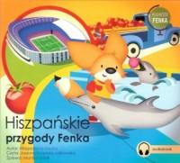 Hiszpańskie przygody Fenka - okładka płyty