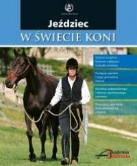 Jeździec w świecie koni - okładka książki