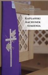 Kapłański rachunek sumienia - okładka książki