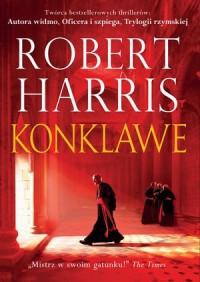 Konklawe - Robert Harris - okładka książki