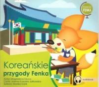 Koreańskie przygody Fenka - okładka płyty