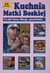 Kuchnia Matki Boskiej - okładka książki