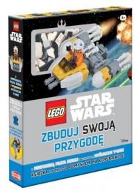 LEGO Star Wars. Zbuduj swoją przygodę - okładka książki