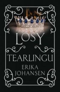 Losy Tearlingu - okładka książki