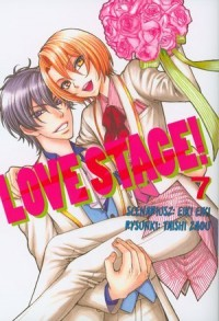 Love Stage. Tom 7 - okładka książki