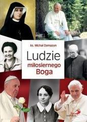 Ludzie miłosiernego Boga - okładka książki