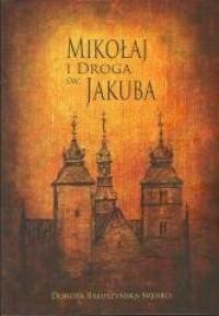Mikołaj i droga św. Jakuba - okładka książki