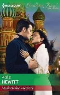 Moskiewskie wieczory. Seria: Światowe Życie - okładka książki