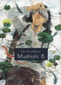 Mushishi 8 - okładka książki