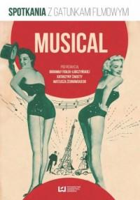 Musical. Spotkania z gatunkami - okładka książki