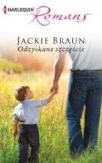 Odzyskane szczęście - okładka książki
