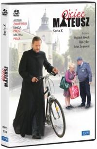 Ojciec Mateusz. Sezon 10 - Wydawnictwo - okładka filmu