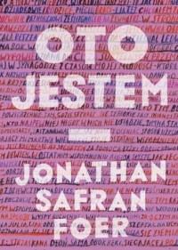 Oto jestem - Jonathan Safran Foer - okładka książki