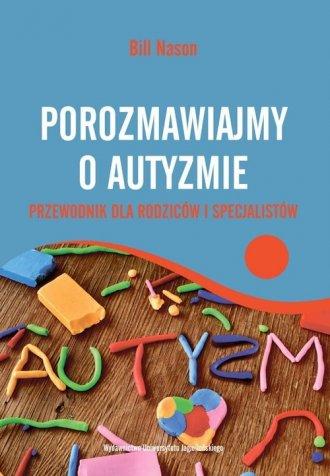 Porozmawiajmy o autyzmie - okładka książki