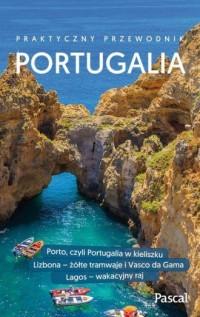 Portugalia. Przewodnik Pascala - okładka książki