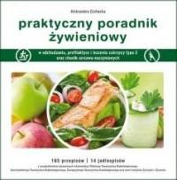 Praktyczny poradnik żywieniowy - okładka książki