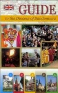 Przewodnik po diecezji sandomierskiej (wersja ang.) - okładka książki