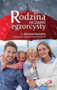 Rodzina oczami egzorcysty - okładka książki