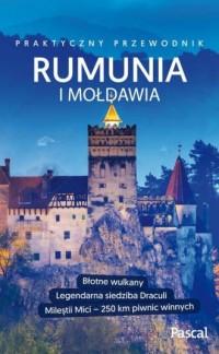 Rumunia i Mołdawia. Przewodniki - okładka książki