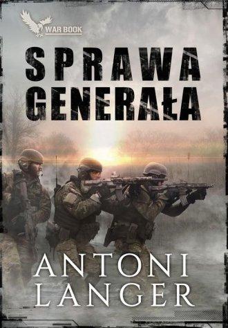 Sprawa generała - okładka książki
