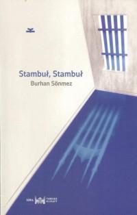 Stambuł, Stambuł - okładka książki