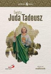 Święty Juda Tadeusz. Seria: Skuteczni - okładka książki