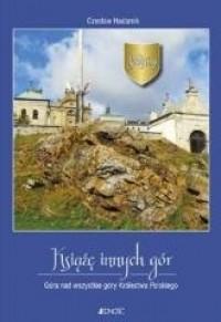 Święty Krzyż. Książę innych gór - okładka książki