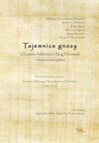 Tajemnice gnozy - Wydawnictwo - okładka książki