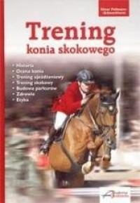 Trening konia skokowego - okładka książki
