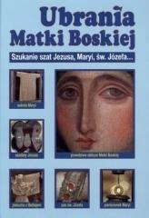 Ubrania Matki Boskiej - okładka książki