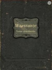 Warszawie - okładka książki