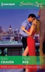 Widok na Tamizę / Zakochani w Sydney. - okładka książki