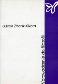 Wprowadzenie do filozofii - okładka książki