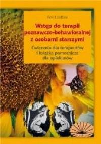 Wstęp do terapii poznawczo-behawioralnej z osobami starszymi - okładka książki