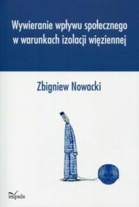 Wywieranie wpływu społecznego w - okładka książki